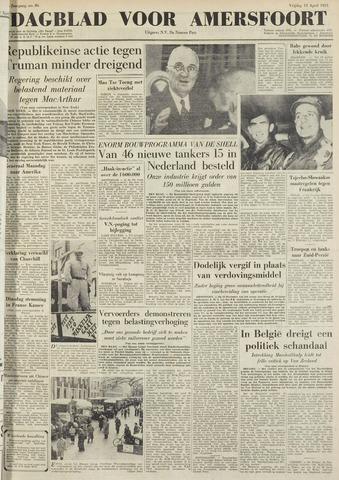 Dagblad voor Amersfoort 1951-04-13