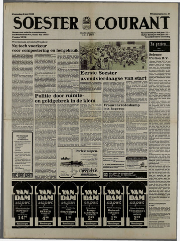 Soester Courant 1982-06-09