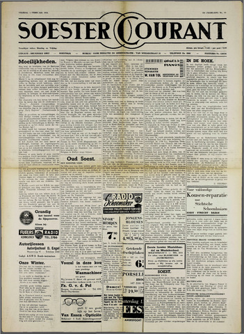Soester Courant 1954-02-05