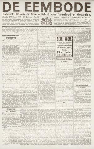De Eembode 1914-10-27