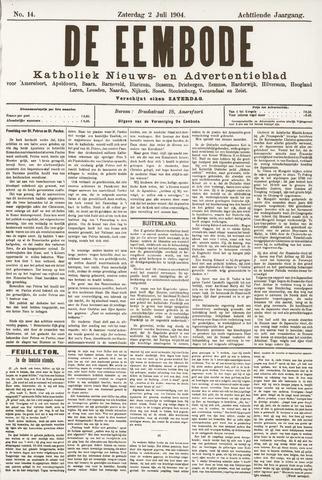 De Eembode 1904-07-02