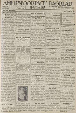 Amersfoortsch Dagblad / De Eemlander 1929-02-06