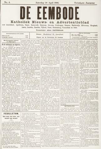 De Eembode 1906-04-28