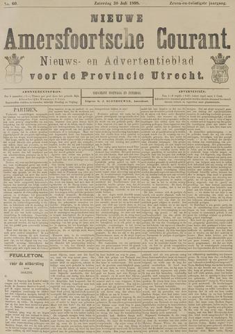 Nieuwe Amersfoortsche Courant 1898-07-30