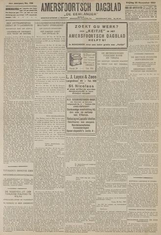 Amersfoortsch Dagblad / De Eemlander 1927-11-25