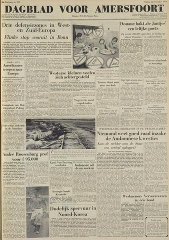 Dagblad voor Amersfoort 1950-12-22