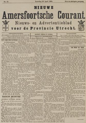 Nieuwe Amersfoortsche Courant 1904-04-30