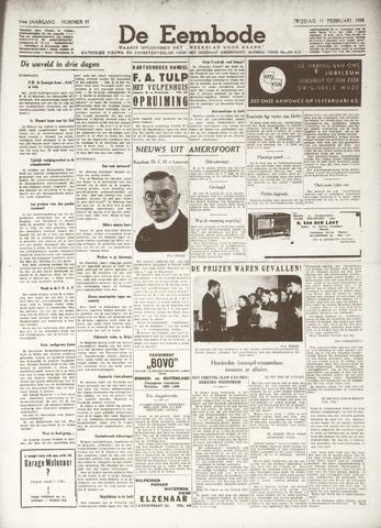 De Eembode 1938-02-11