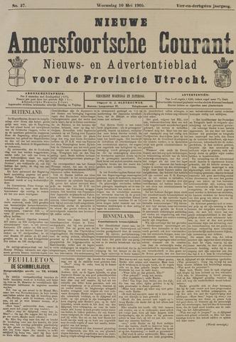 Nieuwe Amersfoortsche Courant 1905-05-10