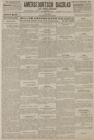 Amersfoortsch Dagblad / De Eemlander 1926-12-18