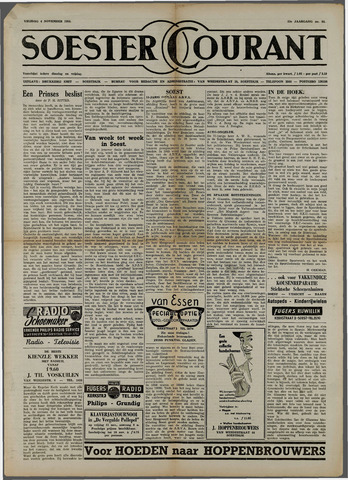 Soester Courant 1955-11-04