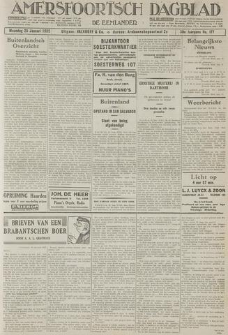 Amersfoortsch Dagblad / De Eemlander 1932-01-25