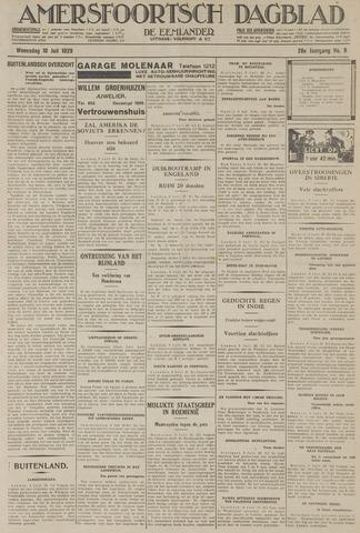 Amersfoortsch Dagblad / De Eemlander 1929-07-10