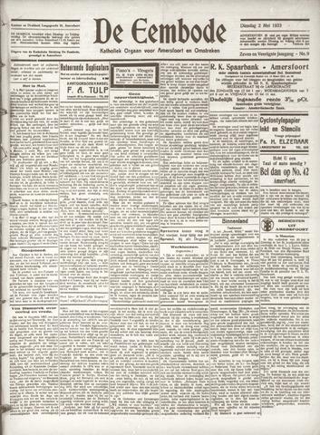 De Eembode 1933-05-02