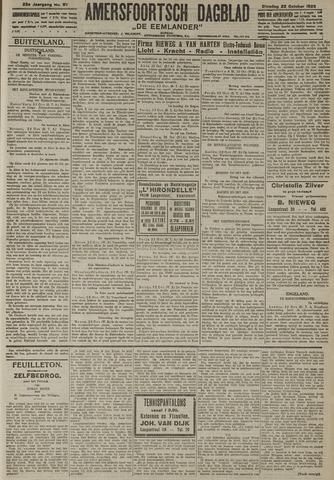 Amersfoortsch Dagblad / De Eemlander 1923-10-23
