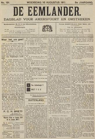De Eemlander 1911-08-16