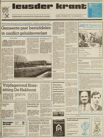 Leusder Krant 1986-12-09