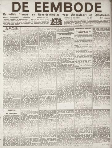 De Eembode 1917-06-12