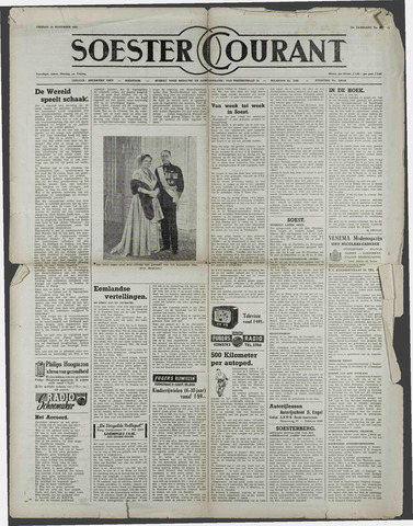 Soester Courant 1954-11-19