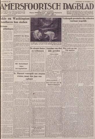 Amersfoortsch Dagblad / De Eemlander 1941-11-20