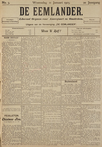 De Eemlander 1905-01-11