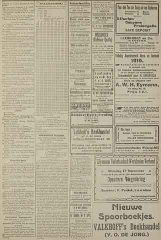 Amersfoortsch Dagblad / De Eemlander 1918-12-13