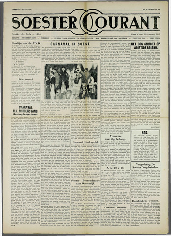 Soester Courant 1962-03-06