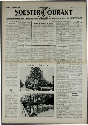 Soester Courant 1966-11-04