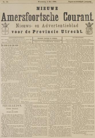 Nieuwe Amersfoortsche Courant 1900-05-02