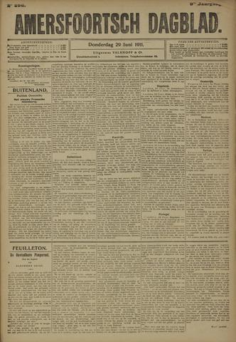 Amersfoortsch Dagblad 1911-06-29