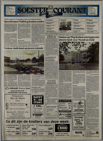 Soester Courant 1997-10-29