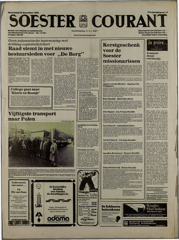 Soester Courant 1982-12-22