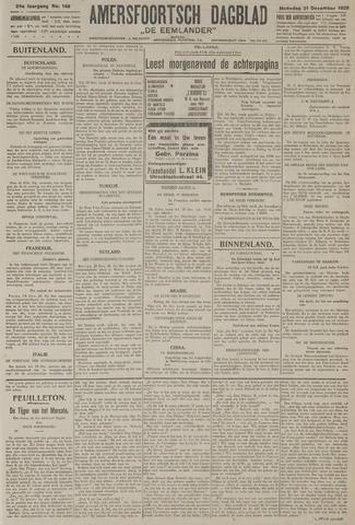 Amersfoortsch Dagblad / De Eemlander 1925-12-21