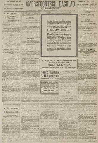 Amersfoortsch Dagblad / De Eemlander 1925-04-06