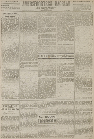 Amersfoortsch Dagblad / De Eemlander 1920-08-23