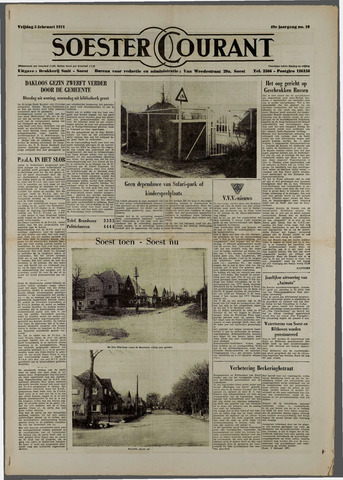 Soester Courant 1971-02-05