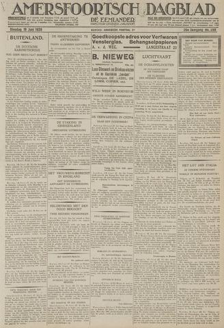 Amersfoortsch Dagblad / De Eemlander 1928-06-19