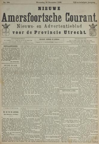 Nieuwe Amersfoortsche Courant 1896-12-30