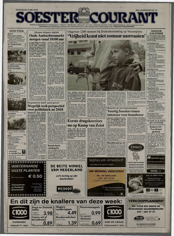 Soester Courant 2002-05-08