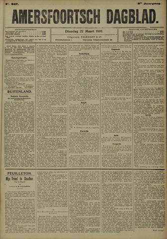 Amersfoortsch Dagblad 1910-03-22