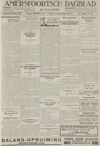 Amersfoortsch Dagblad / De Eemlander 1932-01-30