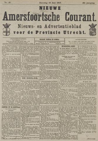 Nieuwe Amersfoortsche Courant 1917-06-16