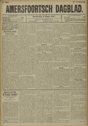 Amersfoortsch Dagblad 1907-03-14
