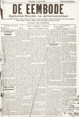 De Eembode 1901-04-06