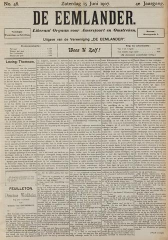 De Eemlander 1907-06-15