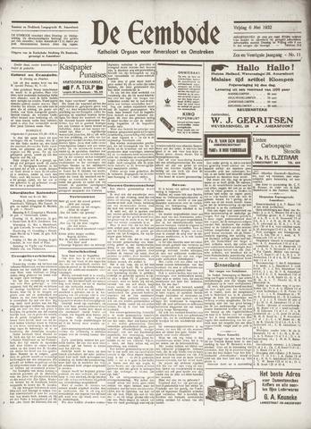 De Eembode 1932-05-06