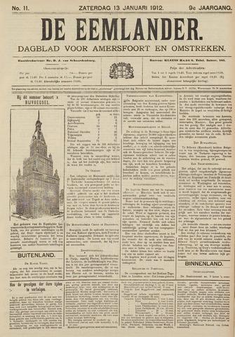De Eemlander 1912-01-13