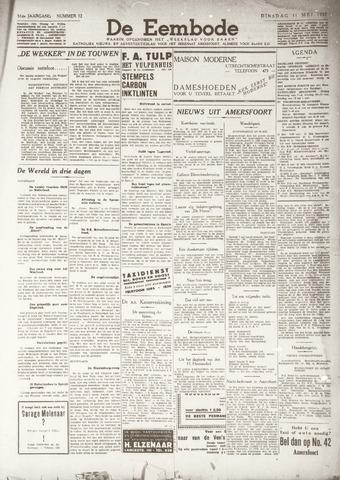 De Eembode 1937-05-11