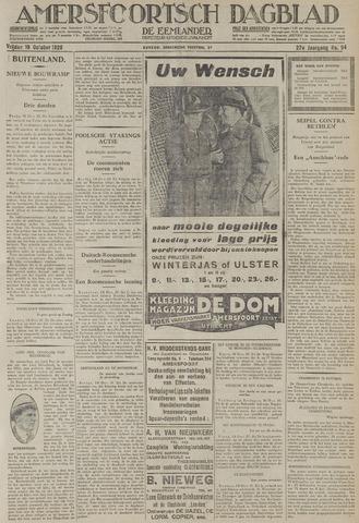 Amersfoortsch Dagblad / De Eemlander 1928-10-19