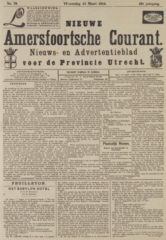 Nieuwe Amersfoortsche Courant 1914-03-11